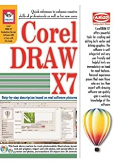 Buy CorelDRAW X7: The Official Guide Book Online at Low