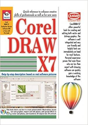 Amazon in: Buy Coreldraw X7 With Dvd Book Online at Low Prices in