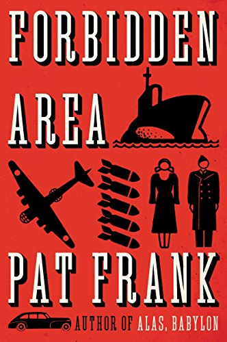 Forbidden Area by [Frank, Pat]