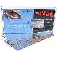 HushMat HSM50100 12 x 23 Sheets Ultra Heat Hoodliner Reflective Pads