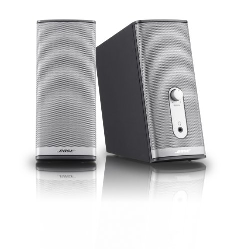 Bose COMPANION 2 Series III multimedia luidsprekersysteem, Actieve Speakers