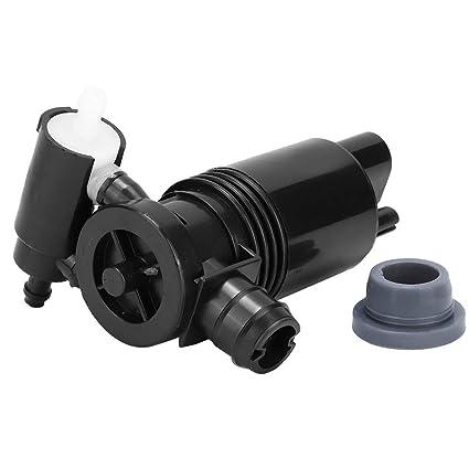 KIMISS - Bomba de agua para lavadoras de faros delanteros, motor ...