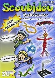 Scoubidou - Bastelzauber: Anleitung zum Knüpfen und Flechten