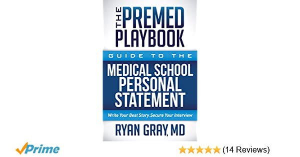 what to include in a personal statement for medical school