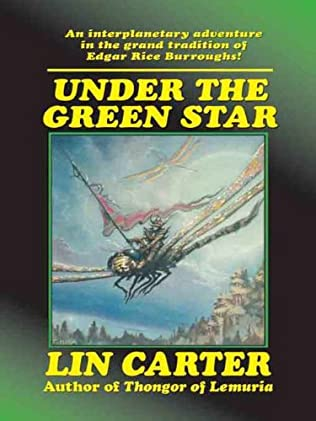 book cover of Under the Green Star