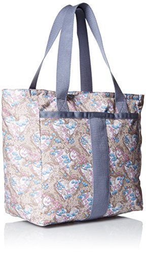 LeSportsac Liberty X Essential Small Everyday Tote, Amy Jane Lilac by LeSportsac (Image #2)