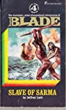 img - for Slave of Sarma: Richard Blade Heroic Fantasy Series #4 book / textbook / text book