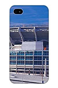 Honeyhoney Fashion Protective Cleveland Browns Stadium Cleveland Oh Case Cover For ipod touch 4