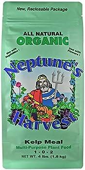 Neptune's Harvest Kelp Meal Multi-Purpose Organic Lawn Fertilizer