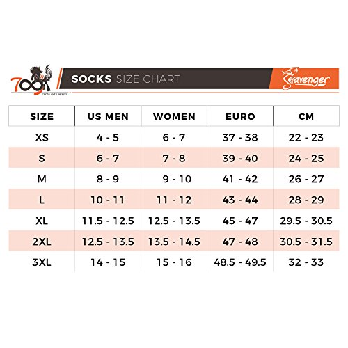 Seavenger SeaSnugs Tall Beach Socks for Soccer