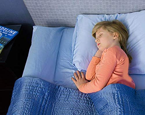 Bed Buddy Bed Rail Guard for Toddlers, Kids and Adults Easy Install Plus Easy Carry Travel Bag