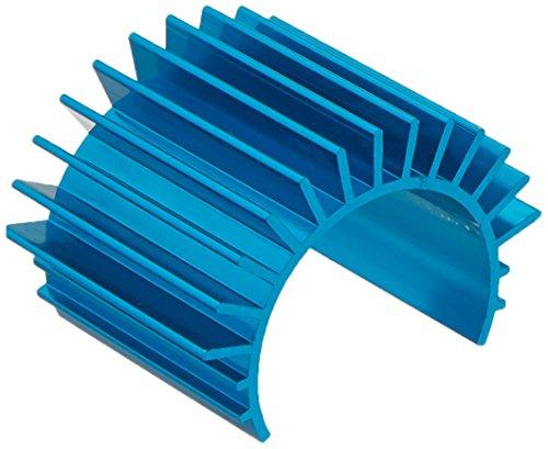 DuraTrax Motor Heat Sink Alum Blue Mini ()