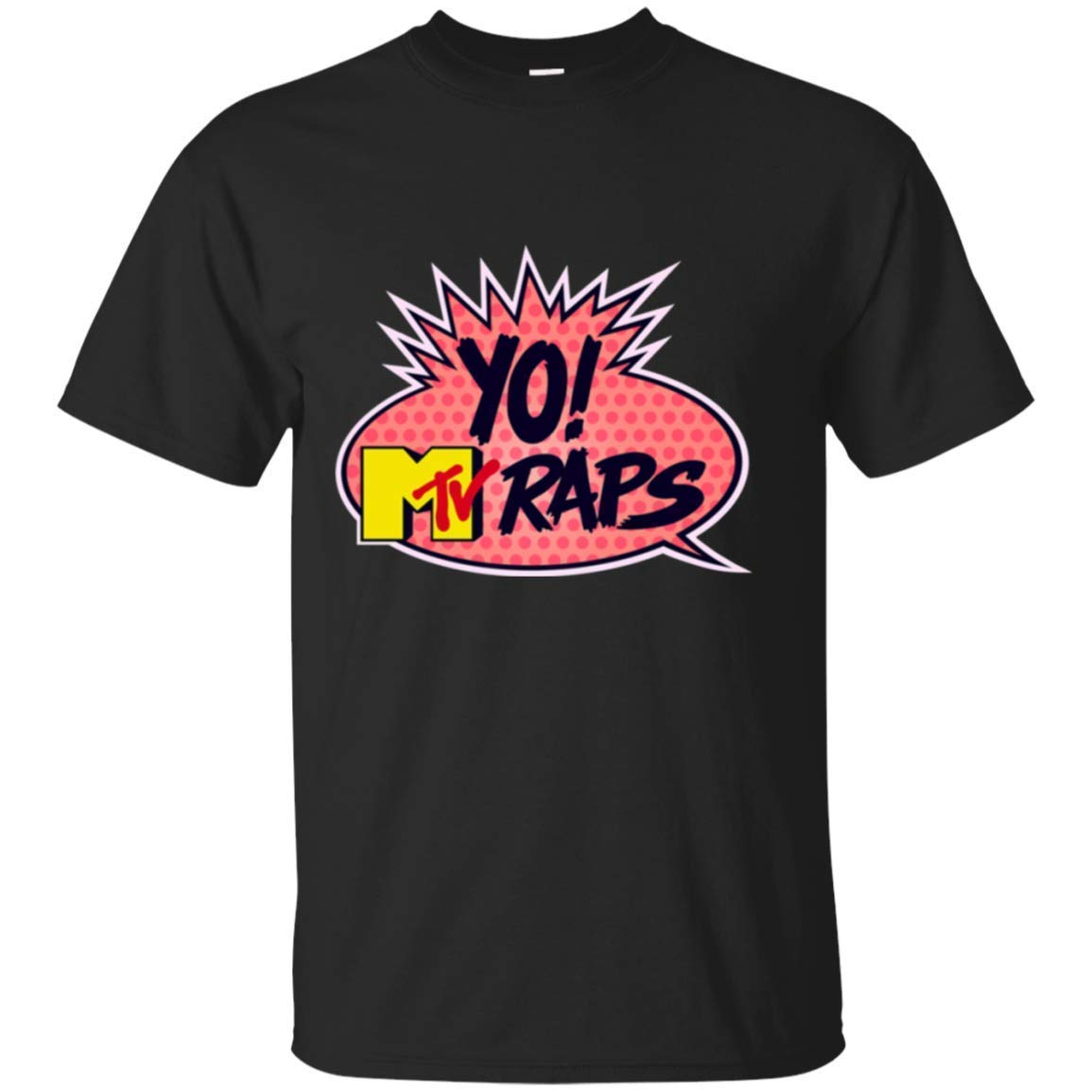 mfsore WENSONw Yo Shirt for Men MTV Raps T