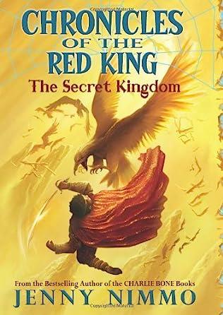 book cover of The Secret Kingdom