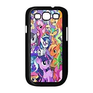 My Little Pony Samsung Galaxy S3 9300 Cell Phone Case Black Protect your phone BVS_632090