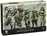 Steamfoged Games Guild Ball: Fisherman Changing Tide: Expanded Starter Set Miniature Game Figure