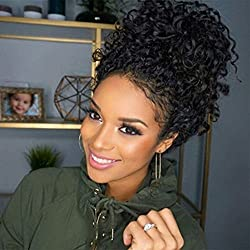 Wowsexy Hair Brazilian Virgin Hair Remy Wigs Curly Lace Front Wigs Human Hair with Baby Hair for Black Women African Americans Wigs Pre Plucked Hairline