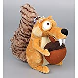 ice age toys scrat - Ice Age Plush 7.2 Inch / 18cm Scrat Doll Stuffed Animals Figure Soft Anime Collection Toy