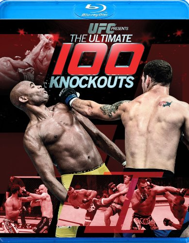 Ufc: Ultimate 100 Knockouts [Blu-ray]