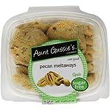Aunt Gussie's Sugar Free Pecan Meltaways, 7-Ounce Tubs (Pack of 4)