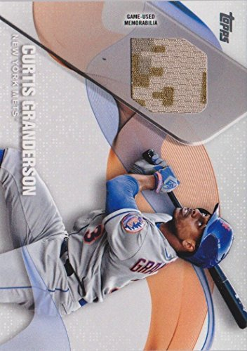 2017 Topps Major League Materials #MLMCG Curtis Granderson Jersey