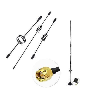 868 mhz Antenna SMA Adapter Plug 2m Extension for 2G 3G 4G GSM//UMTS//CDMA CCU2