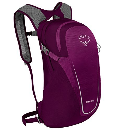Osprey Packs Daylite Backpack, Eggplant Purple [並行輸入品] B07CPM725T