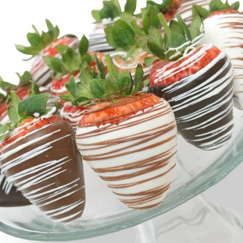 Belgian Chocolate Covered Strawberries - Chocolate Covered Company