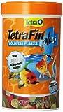 Tetra 77246 TetraFin PLUS Goldfish Flakes, 2.20-Ounce, 375 ml