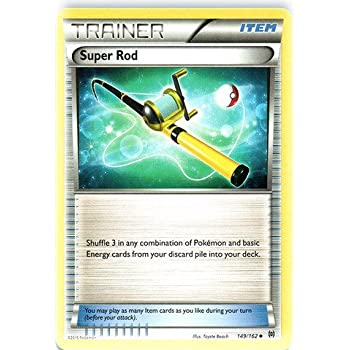 Pokemon - Super Rod (149/162) - XY BREAKthrough