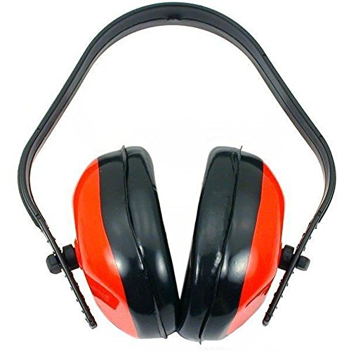 Stalwart 75-ER3 Hawk Extra Comfort Hearing Protection, Fully Adjustable Ear Muff