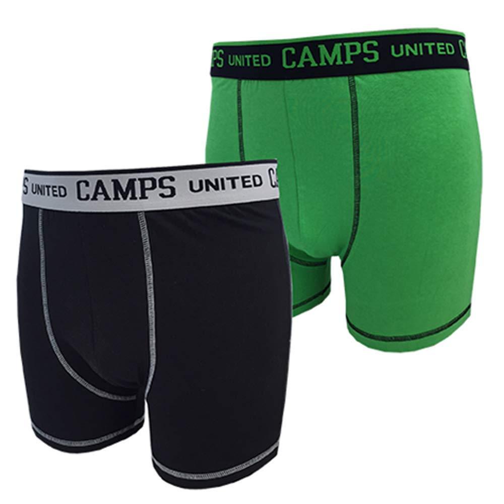 Boxer Uomo Confezione da 6 Pezzi CAMPS UNITED