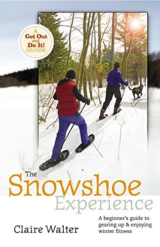 Snowshoe Experience Beginners Enjoying Fitness