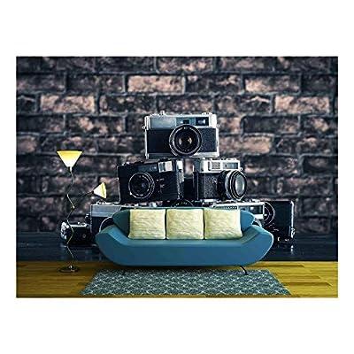 Elegant Expert Craftsmanship, Premium Creation, Old Camera