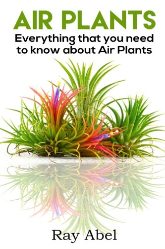 Air Plants: All You Need To Know About Air Plants In A Single Book!