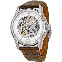Oris Artelier Automatic Skeleton Dial Men's Watch