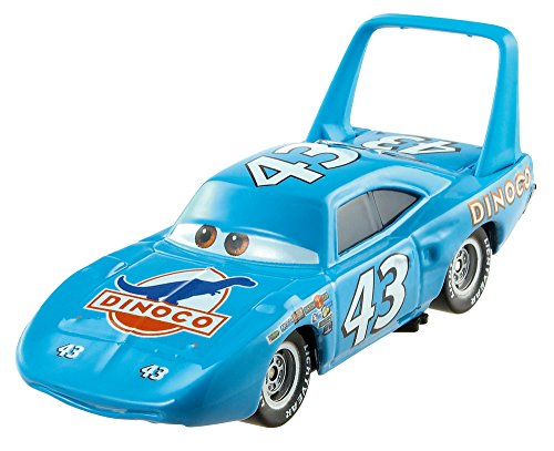 Diecast Chick - Disney Pixar Cars Diecast The King Vehicle
