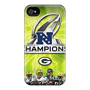 ChrisHuisman Sab994Fnzc Cases Covers Skin For Iphone 6plus (green Bay Packers)