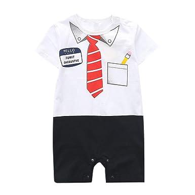 Vamoro - Conjunto de Ropa para niños pequeños, bebé, niño, Hombre ...