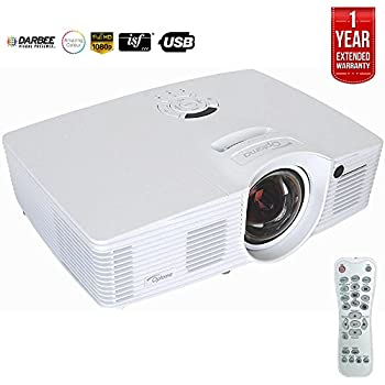 Amazon Com Optoma Enhanced Short Throw Gaming Projector