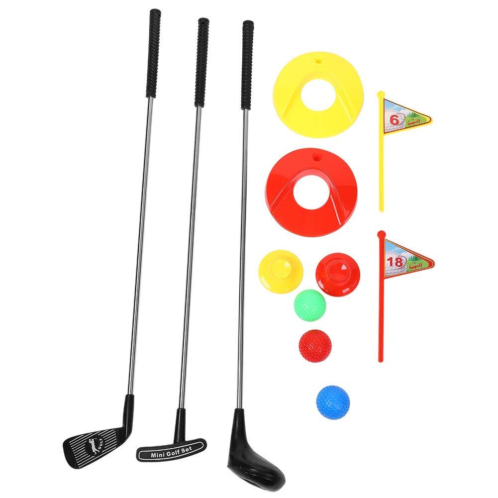 Alomejor 10 Piezas de Juguete para Ni?os, Palos de Golf ...