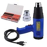 URBEST 1,500-Watt Heat Gun + 150Pcs 2:1 Heat Shrink Tubing Kit