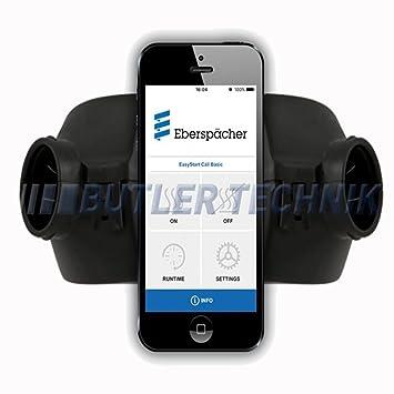 Eberspächer Easy Start Call Control Remoto de teléfono para vertical radiadores