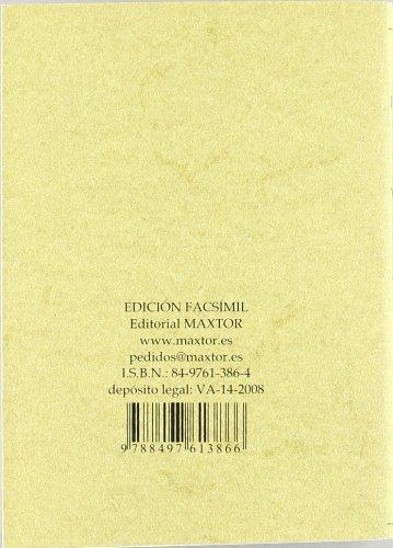 Manual del fabricante de velas de sebo, bujias de cera y estearicas, lacre y fosforo. Edicion Facsimilar (Spanish Edition): D. M. Collantes: 9788497613866: ...