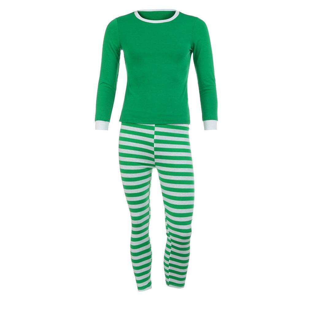 HLHN Weihnachten Familie Nachtwäsche Schlafanzug Pyjama Set für ...