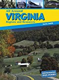 img - for All Around Virginia: Regions and Resources (State Studies: Virginia) book / textbook / text book
