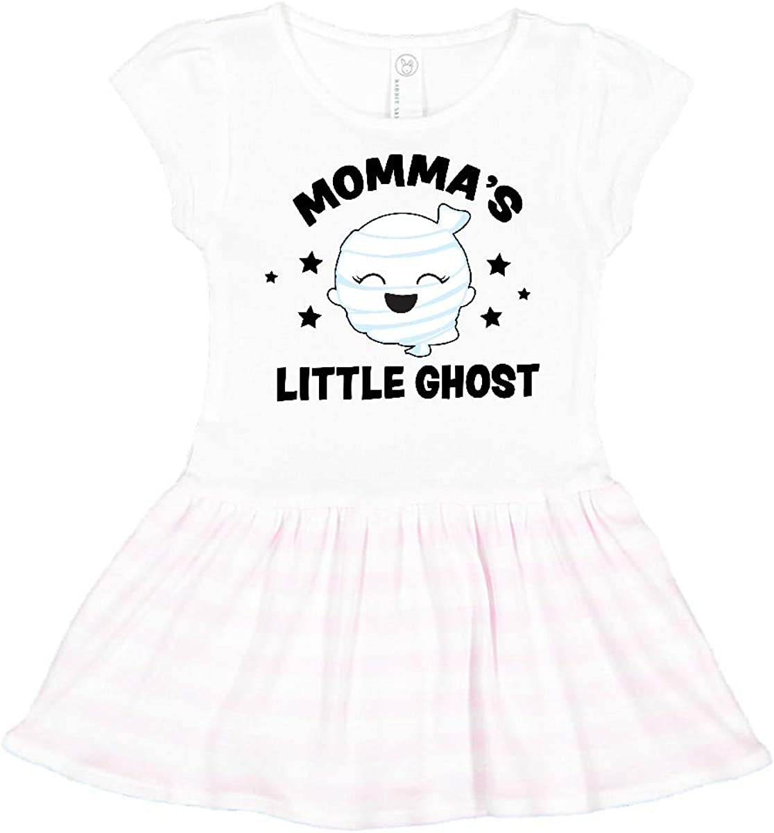 inktastic Cute Dads Little Ghost with Stars Toddler T-Shirt