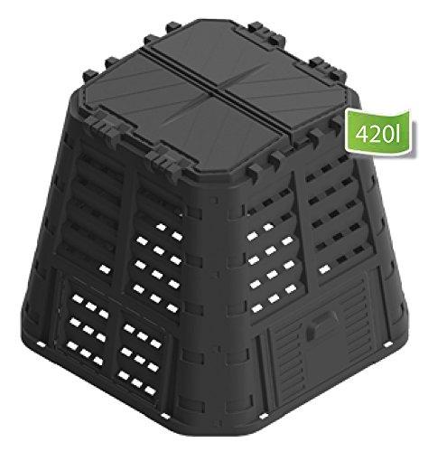 Wamat Compostador rápido 420 - 880 L compostador termocompostador ...