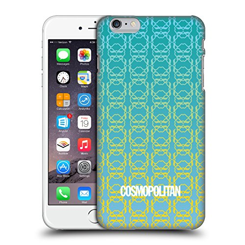 Official Cosmopolitan Ombre 2 Fun Summer Hard Back Case for Apple iPhone 6 Plus / 6s Plus