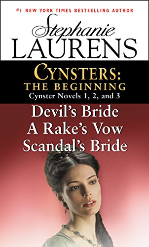 Cynsters: The Beginning: Cynster Novels 1, 2, and 3 (A Cynster Collection)